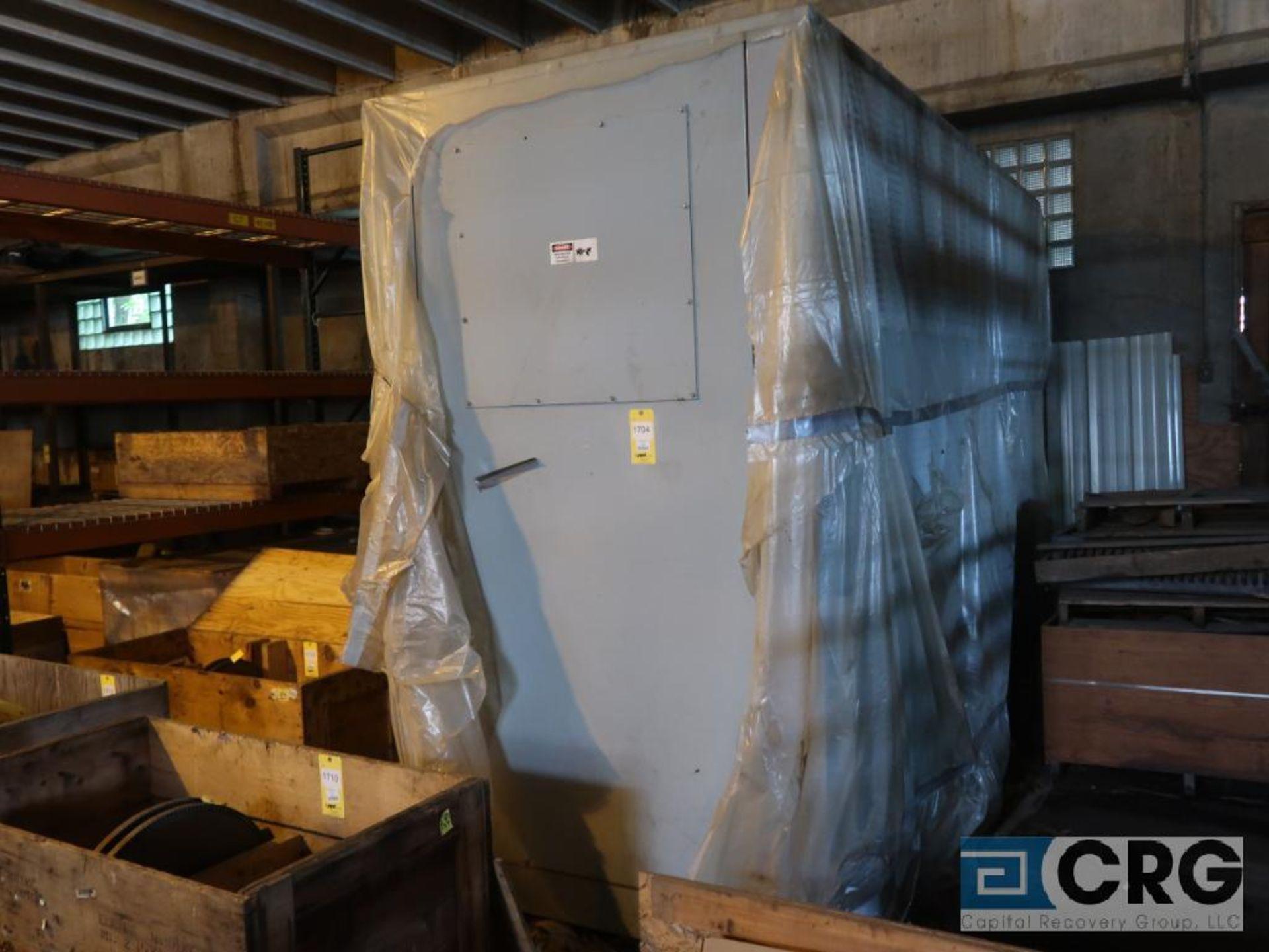 Uniclad 2000 KVA dry type transformer, 3 ph., HV 22860, BIL .125 KV, LV 480 GRDY/277 BIL. 10 KV, (5)