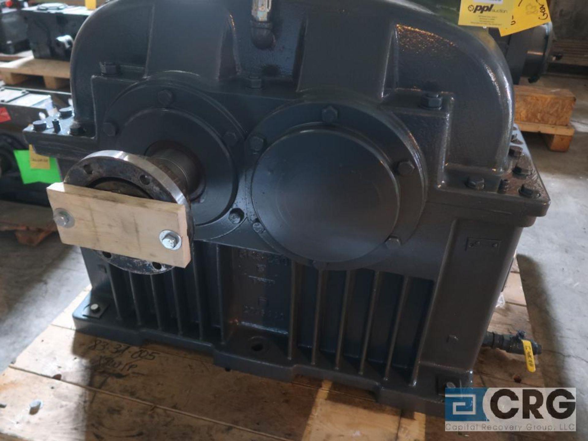 Santasalo 1C280E gear drive, ratio-4.50, 170 RPM, s/n 72650 (Next Bay Cage Area)