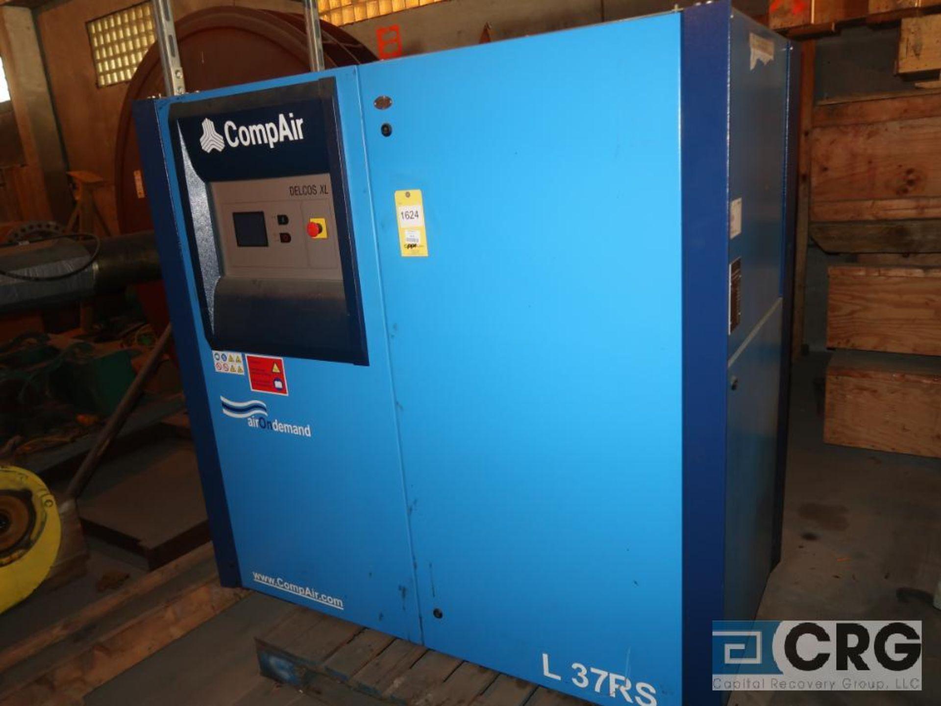 Gardner Denver L37RS DELCOSXL air compressor, mfg. 2011, s/n 6400001 (Off Site Warehouse)