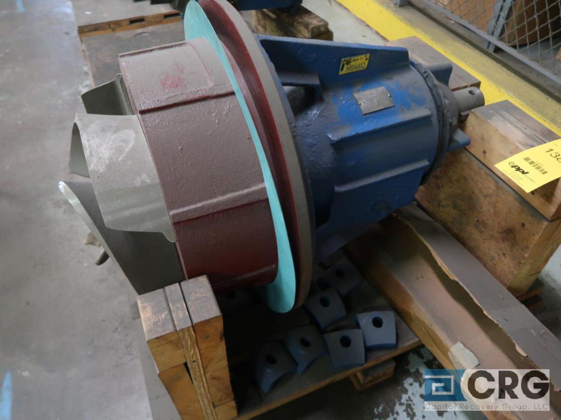 Allis Chalmers 78 MI 16 in. pump (Basement Stores)
