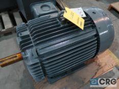 Teco Westinghouse MAX-PE Inverter Duty motor, 50 HP, 460 volt, 3 ph. (Finish Building)