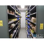 Lot of (15) sections with chart recording chat, pen, and toners-CONTENTS ONLY (Store Basement)