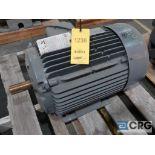 Emerson electric motor, 50 HP, 3,555 RPMs, 460-230 volt, 3 ph., 326TS frame (Finish Building)