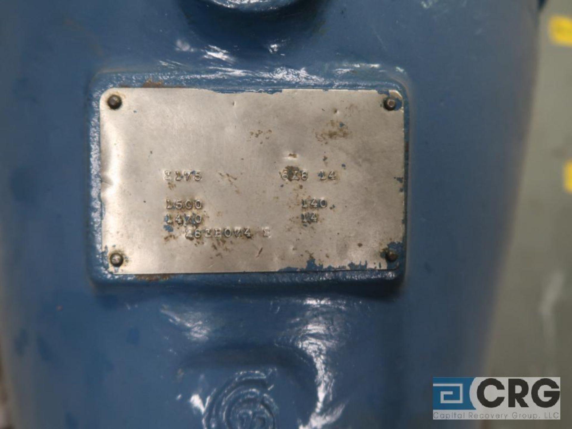 Warren 3202 16 in. pump (Basement Stores) - Image 2 of 2