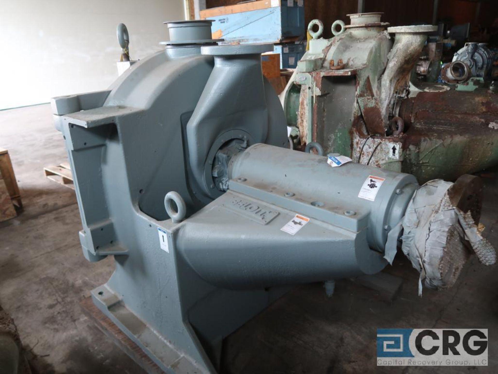 Beloit 34DD4600R rebuilt 38 in. double disc refiner, s/n 01H1926 (Off Site Warehouse) - Image 2 of 3