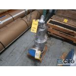 Consolidate 5 in. safety relief valve CL 150 (Store Basement)