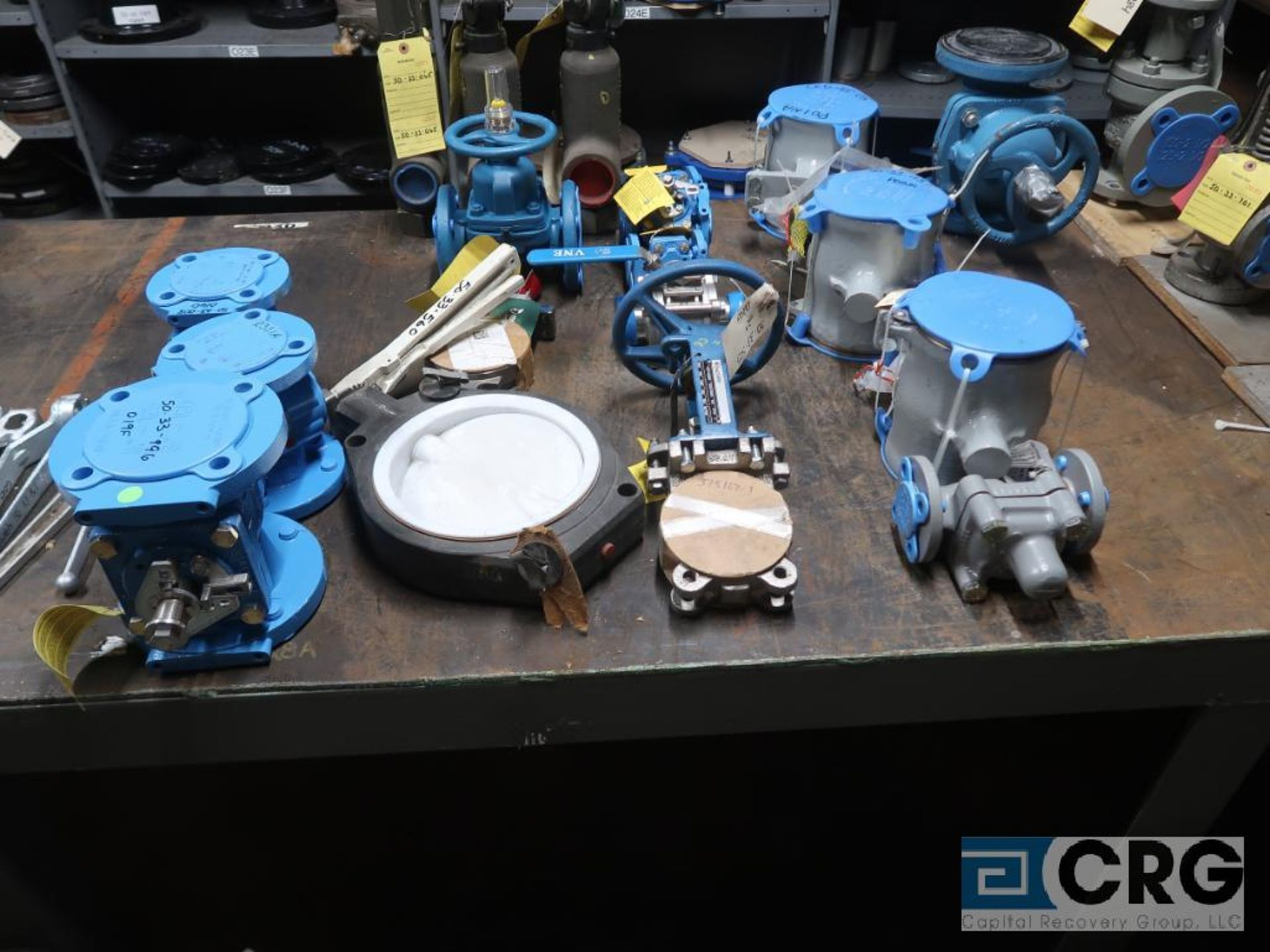 Lot of (19) assorted safety relief valves (Store Basement) - Image 2 of 2