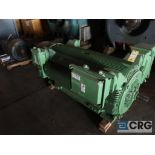 Siemens 700 HP induction motor, 2,300 volt, 3 ph., 3,572 RPM, frame 5013 (Off Site Warehouse)
