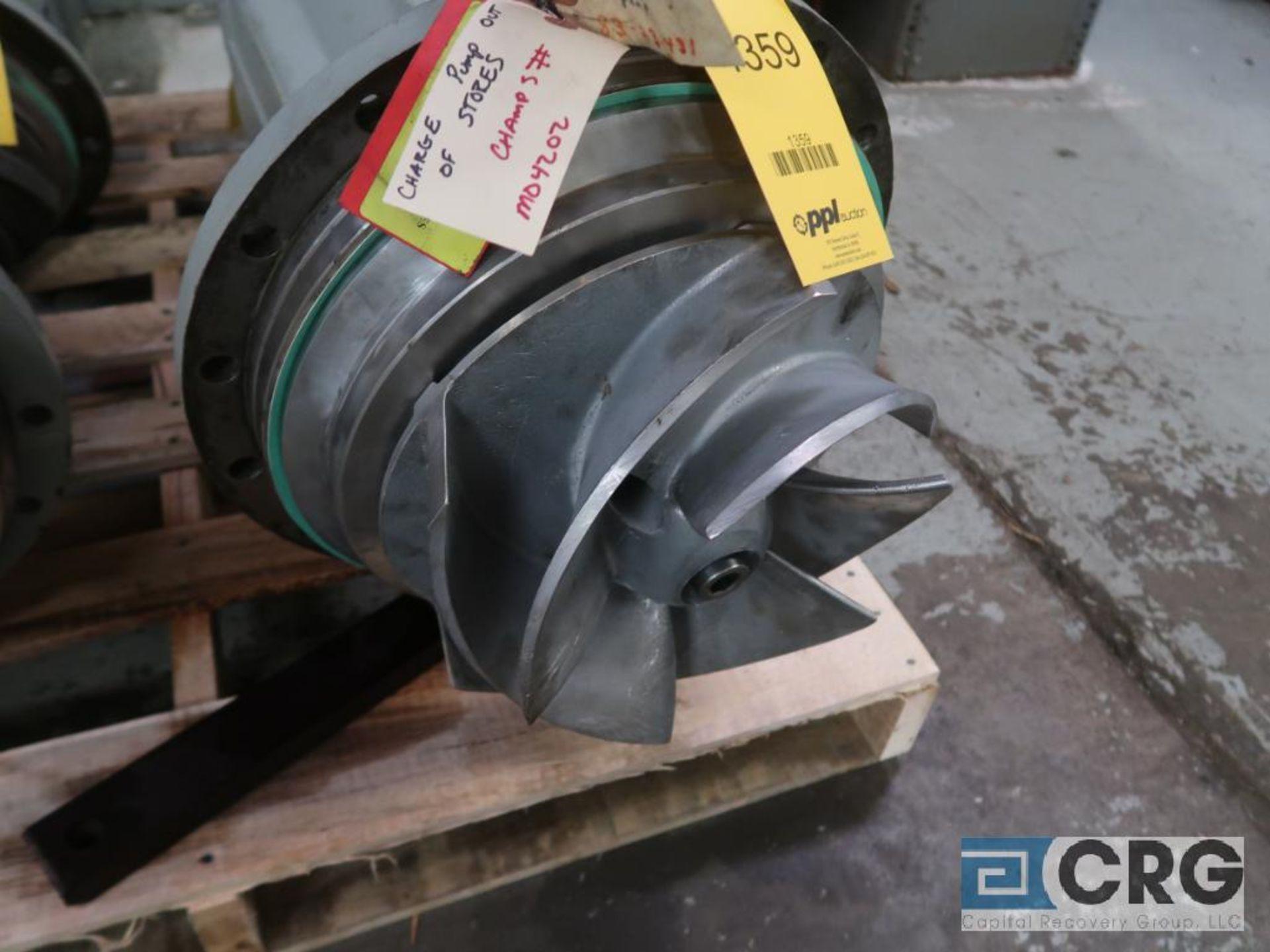 Sulzer APT L334 process pump, 6 x 4 x 14 (Basement Stores) - Image 2 of 3