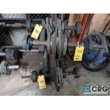 Lot of (3) Goulds 3405 impeller assemblies (Basement Stores)