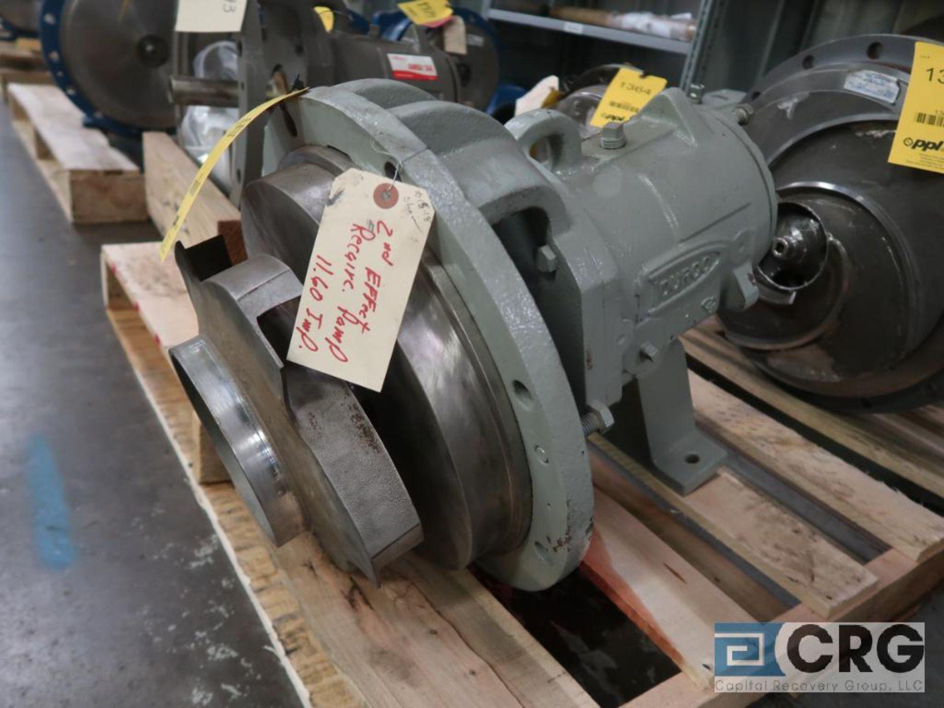 Durco PEZYA 13 UHS centrifugal pump, s/n 04072655 (Basement Stores)