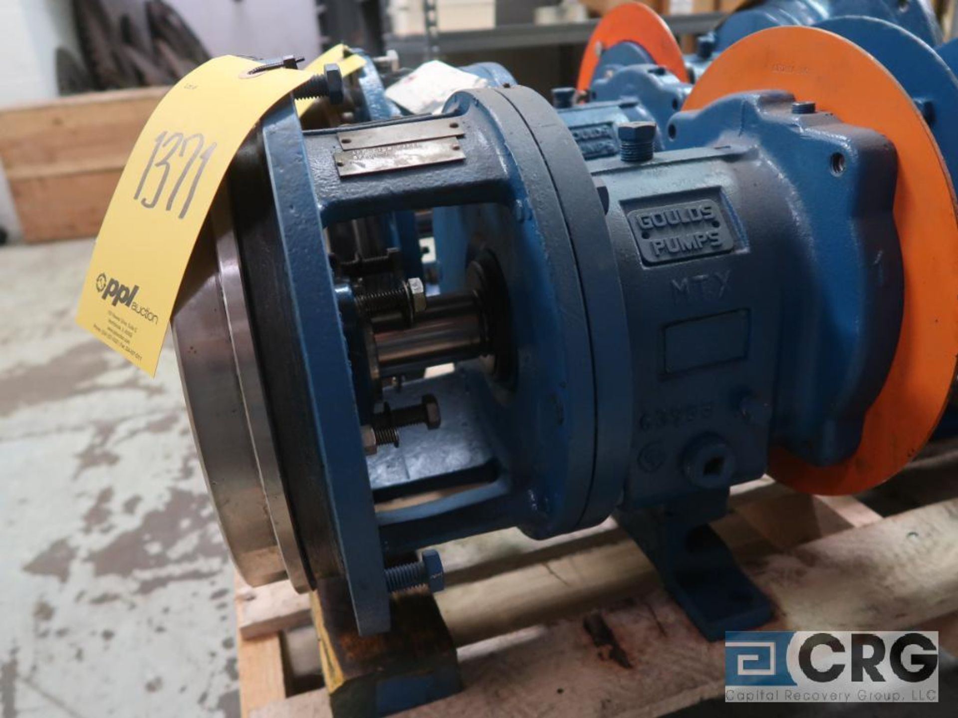 Lot of (2) Goulds 3190 pumps, (1) 10 in. MTX, and (1) MXT (Basement Stores) - Image 2 of 2