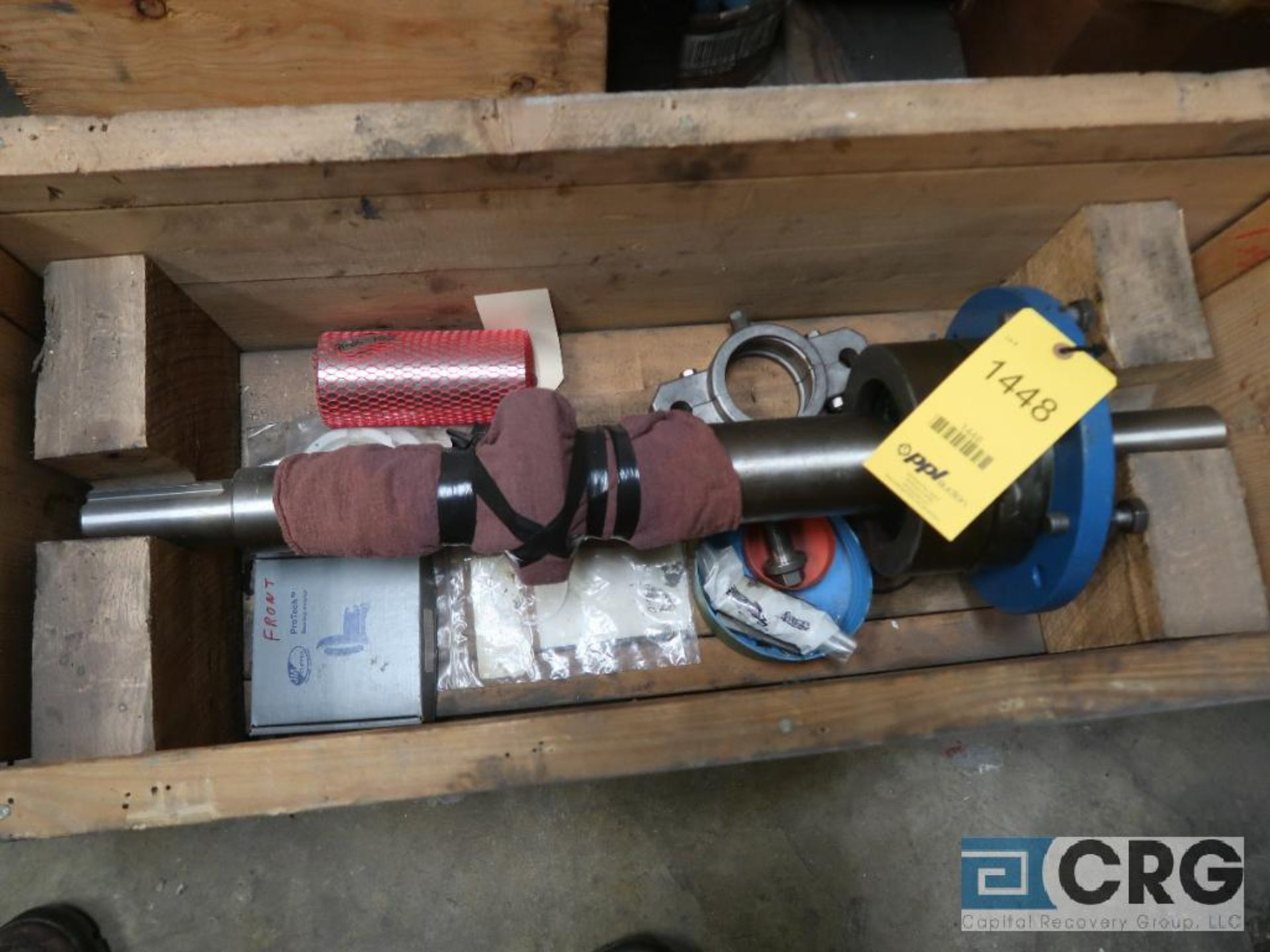 Goulds 3175S shaft assembly (Basement Stores)