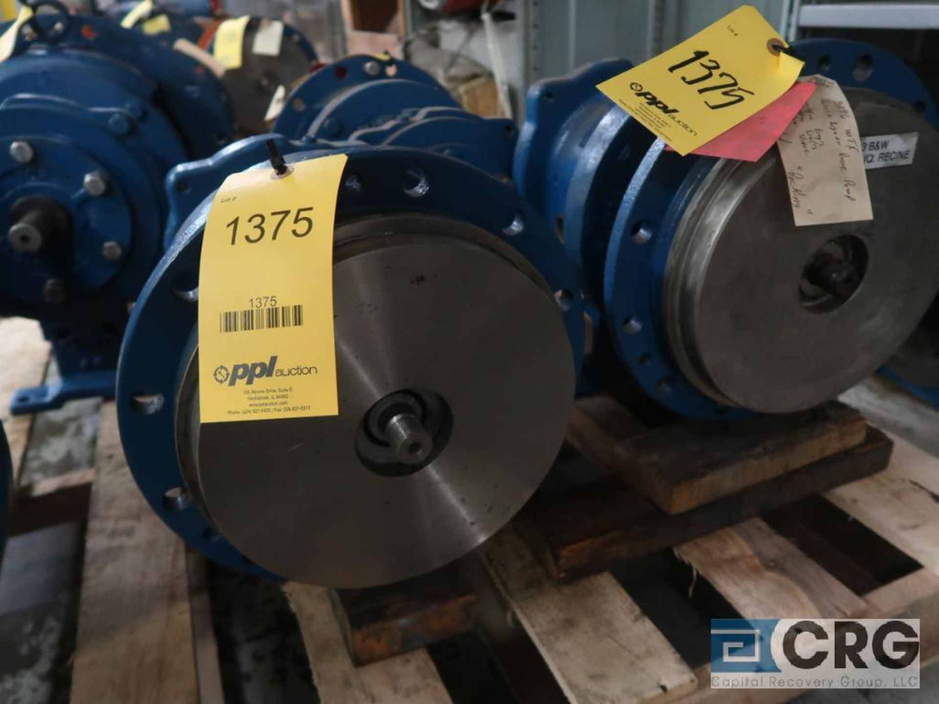 Lot of (3) Goulds 3196 MTX 10 in. pumps (Basement Stores) - Image 2 of 3