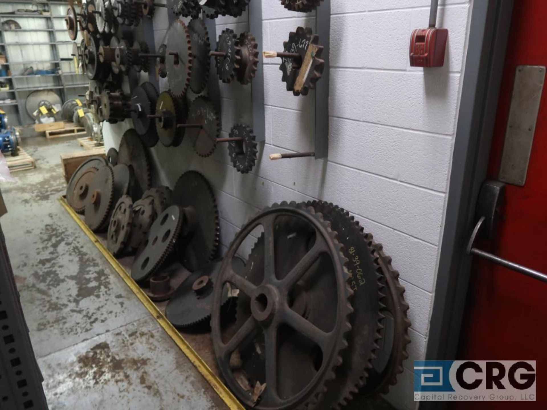 Lot of assorted sprockets (Store Basement) - Image 3 of 3
