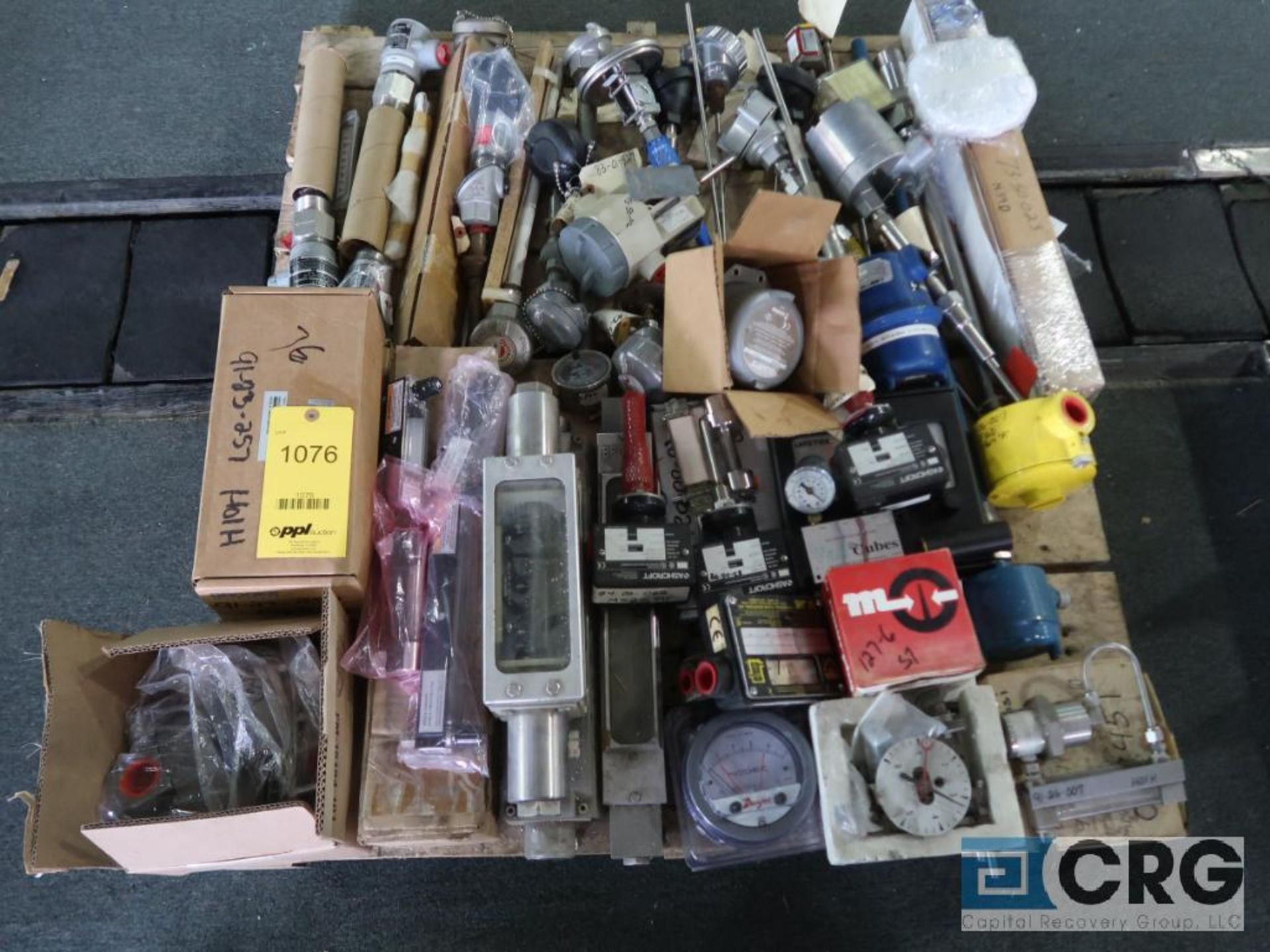 Lot of assorted probes (Finish Building)