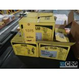 Lot of (3) Milton Roy P021-358 TI metering pumps (Finish Building)
