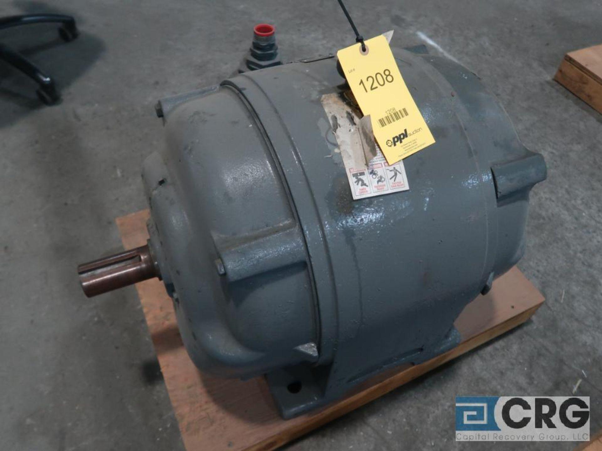 U.S. Electrical Motors Uniclosed motor, 60 HP, 1,500/1,800 RPMs, 440 volt, 3 ph., 404US frame (