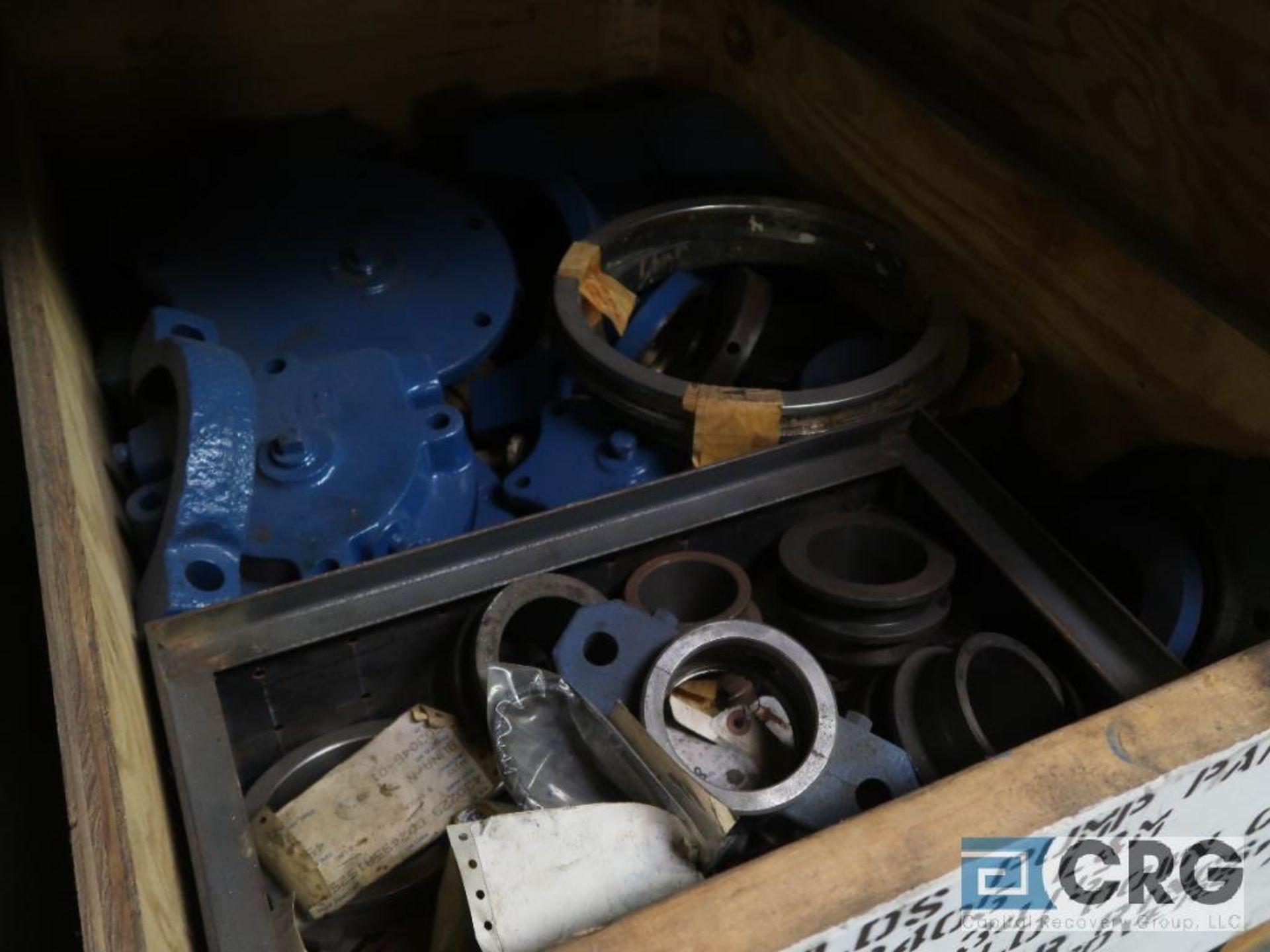 Lot of Goulds 3405/3415 assorted pump parts (Basement Stores)