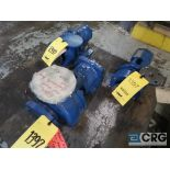 Lot of (3) Goulds 3196 pumps, (1) 2 x 3 x 6, and (2) 3199 1 x 1.5 (Basement Stores)