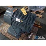 Reliance Duty Master A-C motor, 100 HP, 1,785 RPMs, 230/460 volt, 3 ph., 405T frame (Finish