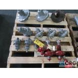 Lot of (14) relief valves (Finish Building)