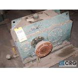 Falk 2070YL1 gear drive, ratio-3.368, input RPM 1,150, output rpM 341.4, service rate HP. 200 (