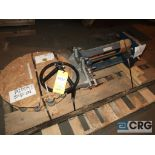 Fabri MS38821 16 in. 316 stainless gate valve, WP150, s/n 2144 (Off Site Warehouse)