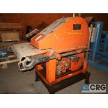 IRE Port O Cut roll guillotine, 36 in. blade, s/n 85562 (Off Site Warehouse)
