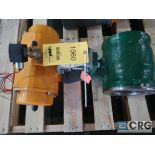 Stainless 6 in. actuator valve (Finish Building)