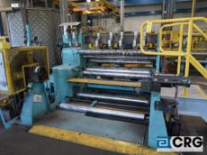 """Stanford doctor winder Sn 4222, 50"""" max. roll dia., 54"""" max. web width (Finish Warehouse)"""