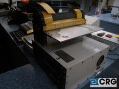 Beutel Engineering/Process electronic smudge press (Main Lab - Machine Building)