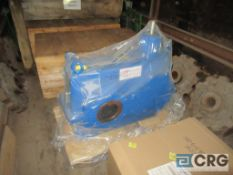 Lot of Metso chipper spare parts (contents of storage container located adjacent to Caterpillar