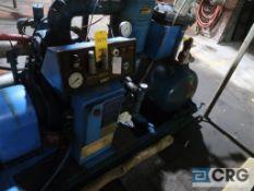 LeRoi air compressor