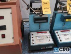Teledyne Gurley digital stiffness tester (Main Lab - Machine Building)