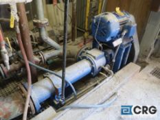 Master Flow Progressive cavity pump with 15 HP drive (Lime Kiln Lower Level)
