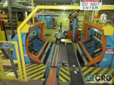 Paper Machine roll wrap system previously used specfically for PM-1, includes (2) Panel Mate control