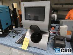 Technidyne CTX-ISO brightness tester with star TSP-650 II printer (Main Lab - Machine Building)