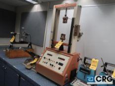 Thwing-Albert QCII-XS electronic tensile tester (Main Lab - Machine Building)