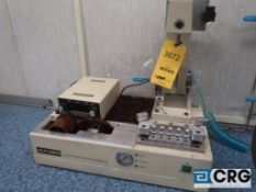 Huygen internal bond tester (Main Lab - Machine Building)