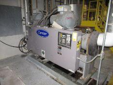 Carrier 30HXAD96RZ twin compressor chiller, 460V 3 PH (Elev. 496 Coating)
