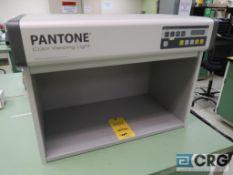 Pantone color viewing light box (Office Lab)