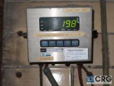 GSE 350 below ground floor scale, 5 ft x 7 ft., 10 ton cap., s/n 538079 (Downstairs 512 Area)