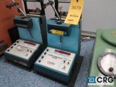 Gurley Bending resistance tester (Main Lab - Machine Building)