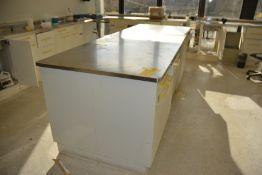 Center Isle Lab Table