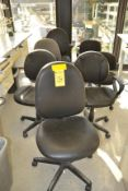 Rolling Steno Chairs