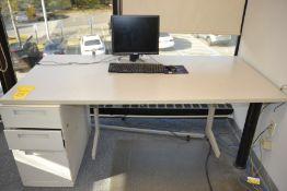 Assorted Cubicles & Desks