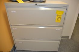 3-Draw Lateral File Cabinets