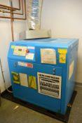 Eaton Screw Compressor, 10 HP, M: ECSRW3, with Eaton Air Dryer