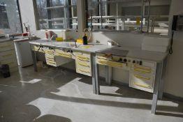 LOT - (2) Lab Tables